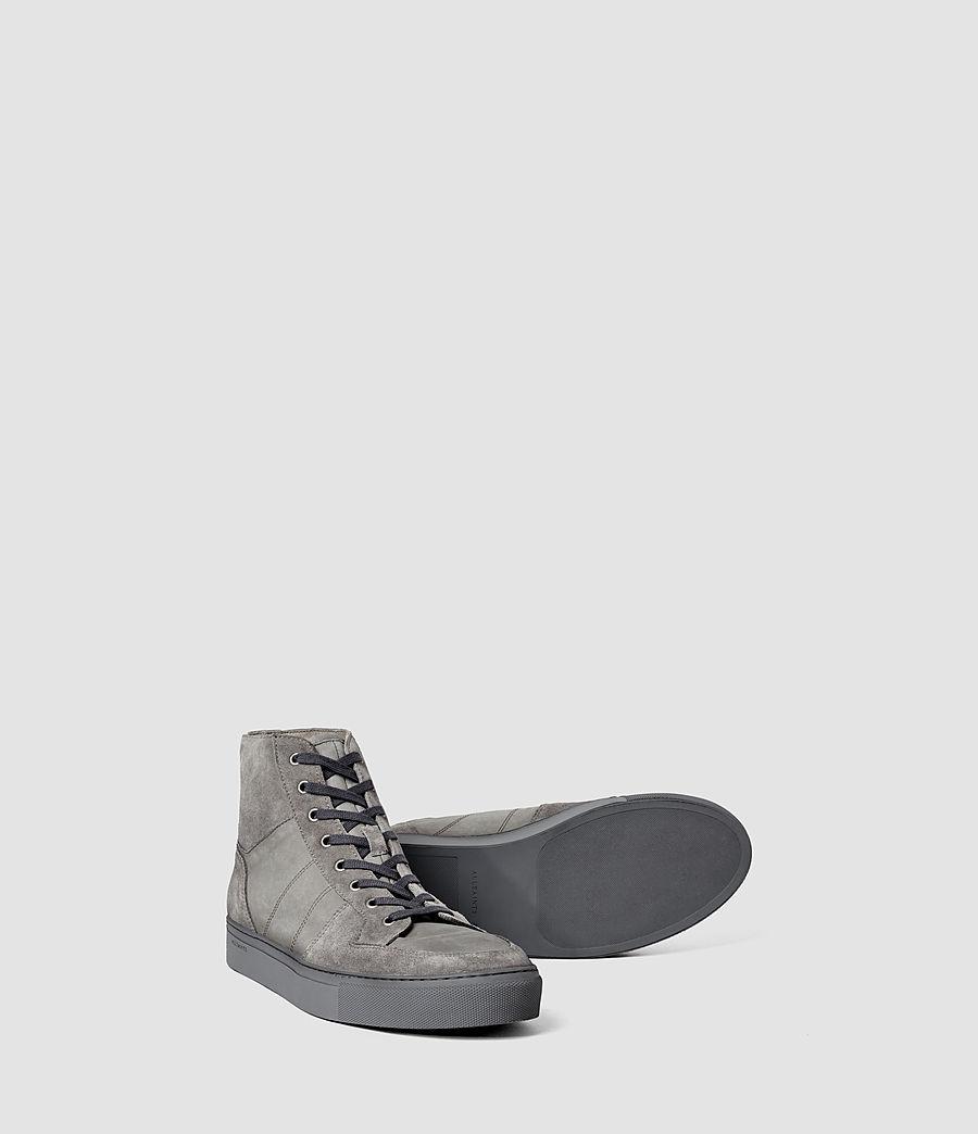 Men's Pact Hi-top Sneaker (steel_grey) - Image 3