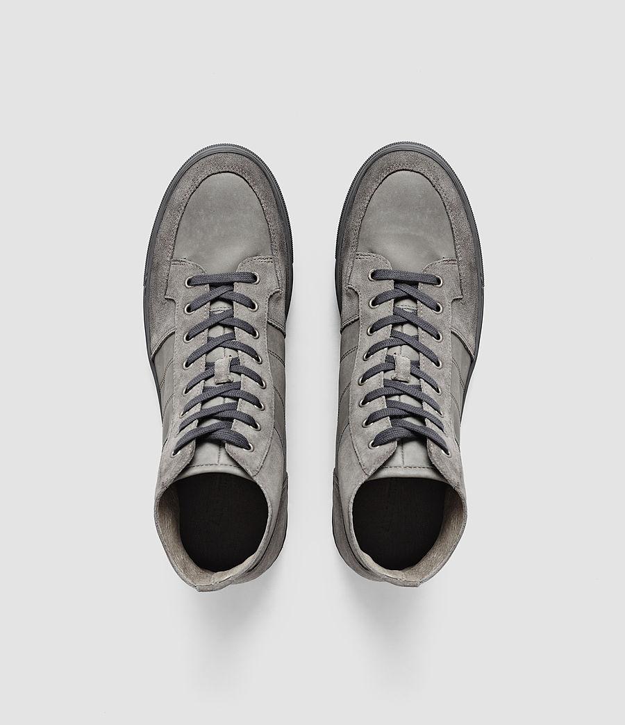Men's Pact Hi-top Sneaker (steel_grey) - Image 4