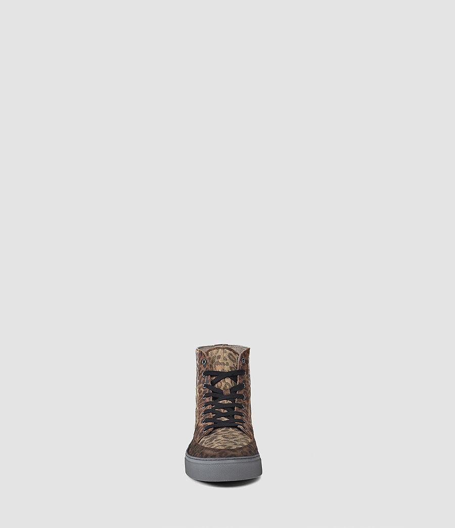 Uomo Pact Hi-top Sneaker (leopard) - Image 2