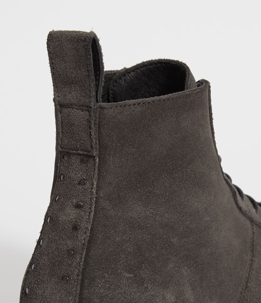 Mens Trent Boot (charcoal_grey) - Image 3