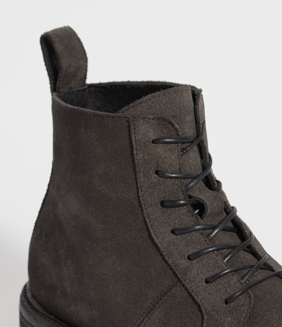Mens Trent Boot (charcoal_grey) - Image 5