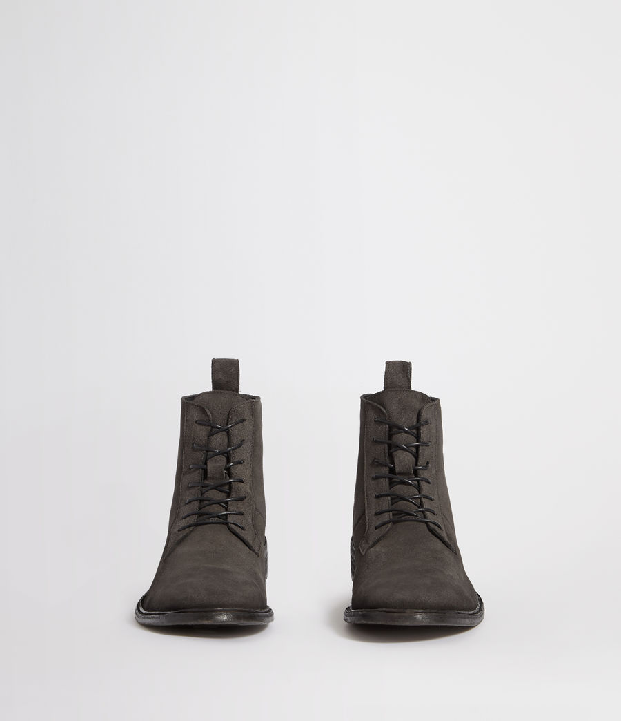 Hommes Bottines Trent (charcoal_grey) - Image 6