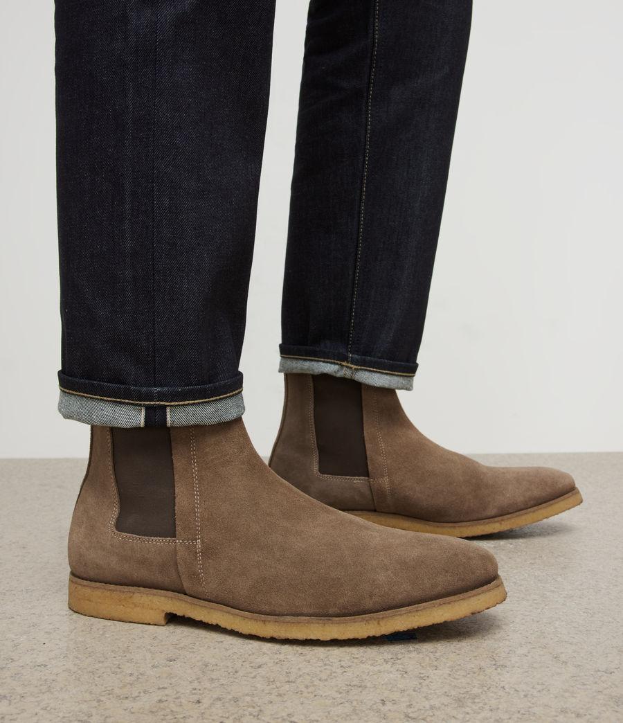 Men's Rhett Boot (taupe) - Image 2