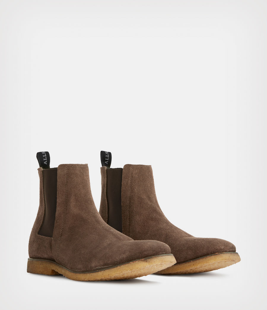 Men's Rhett Boot (taupe) - Image 4