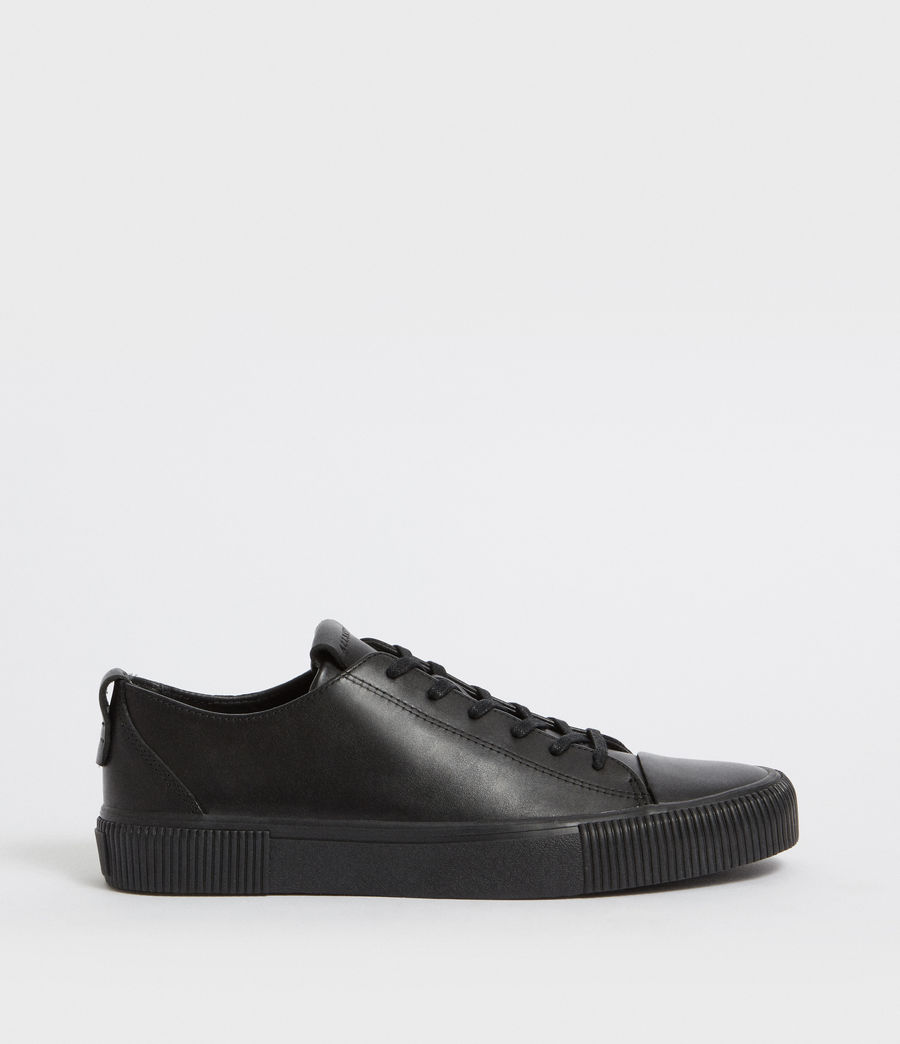 Men's Base Low Top Trainer (black) - Image 1