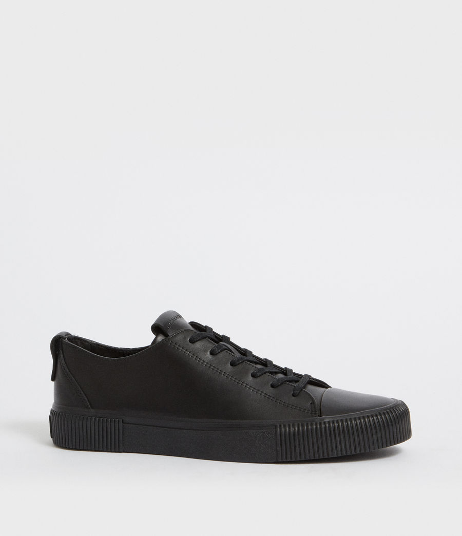 Men's Base Low Top Trainer (black) - Image 2