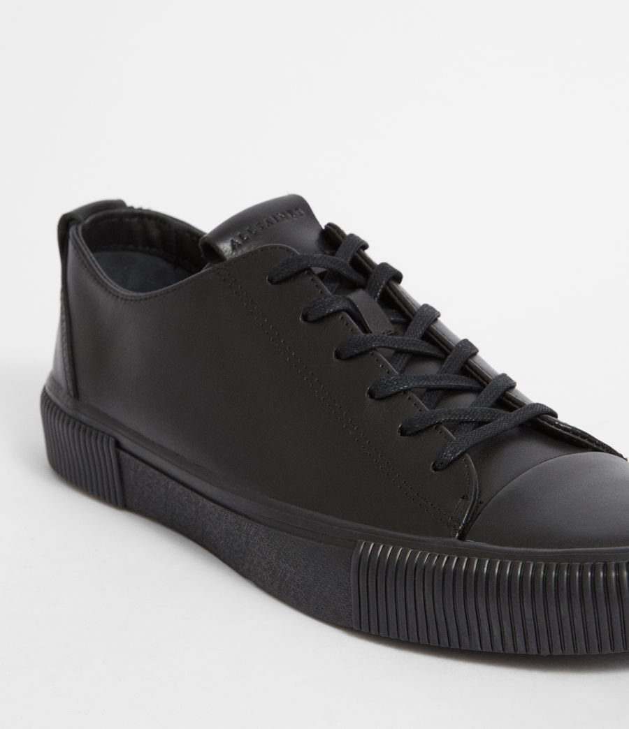 Men's Base Low Top Trainer (black) - Image 3