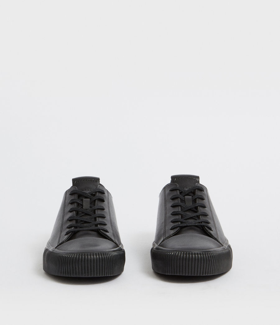 Mens Base Low-Top Sneaker (black) - Image 5