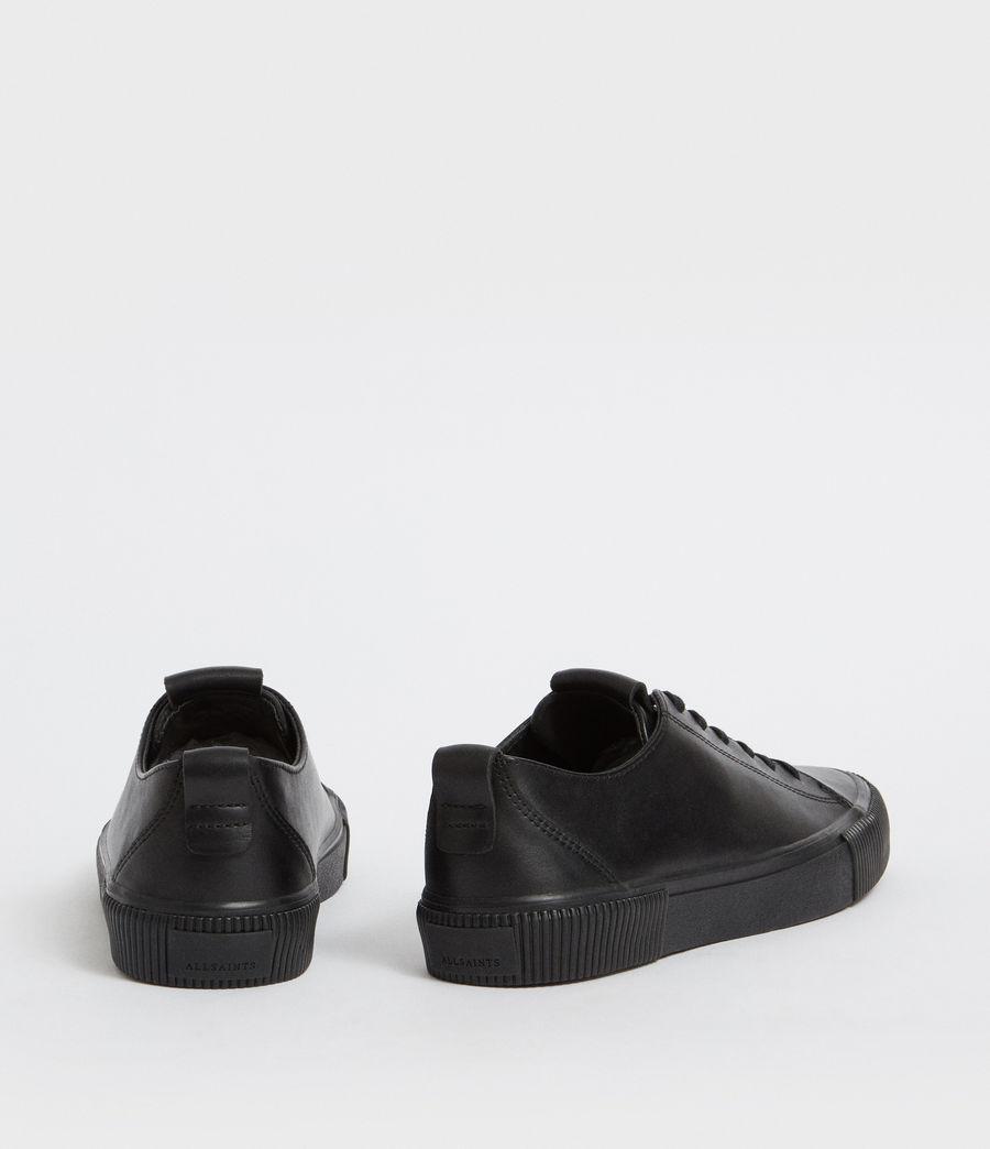 Mens Base Low-Top Sneaker (black) - Image 6