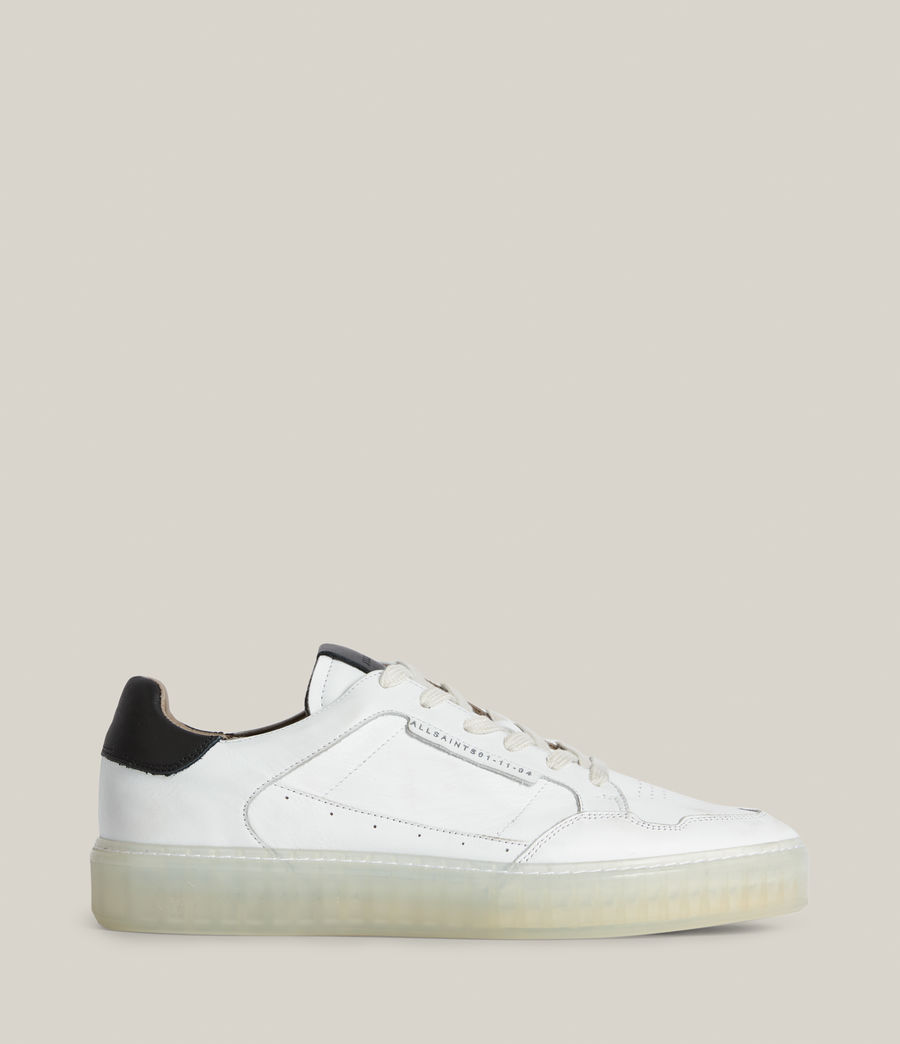 Herren Alton Low Top Turnschuhe (chalk_white) - Image 1