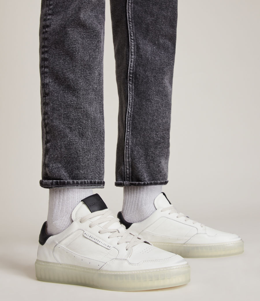 Herren Alton Low Top Turnschuhe (chalk_white) - Image 4
