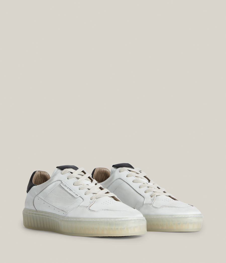 Herren Alton Low Top Turnschuhe (chalk_white) - Image 5