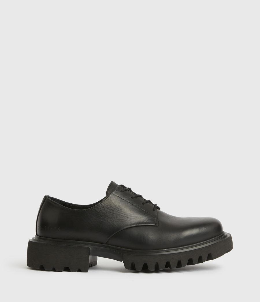 Herren Evan Derby Schuhe (black) - Image 1