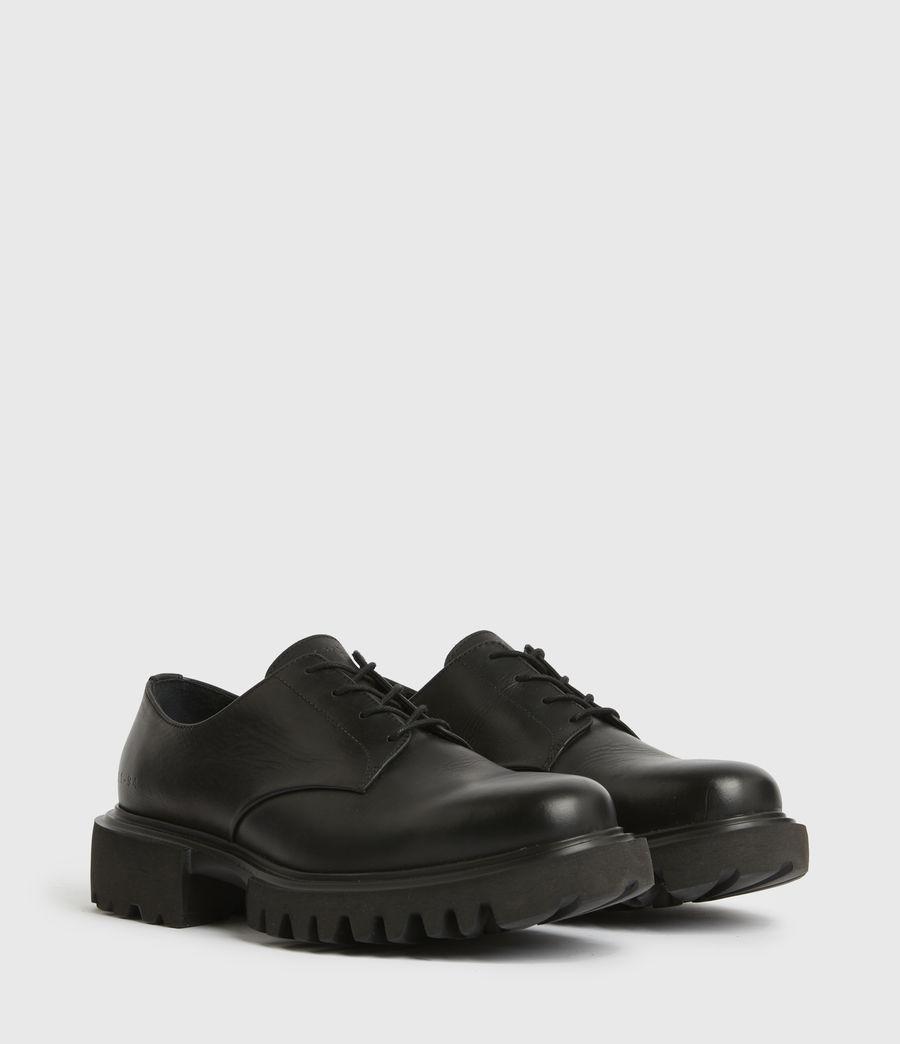 Herren Evan Derby Schuhe (black) - Image 4