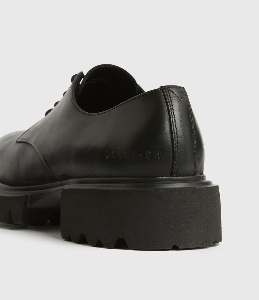 Herren Evan Derby Schuhe (black) - Image 5