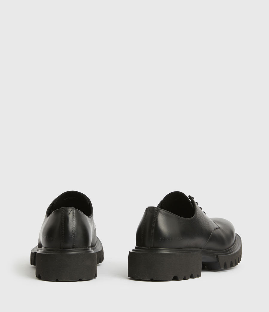 Herren Evan Derby Schuhe (black) - Image 6