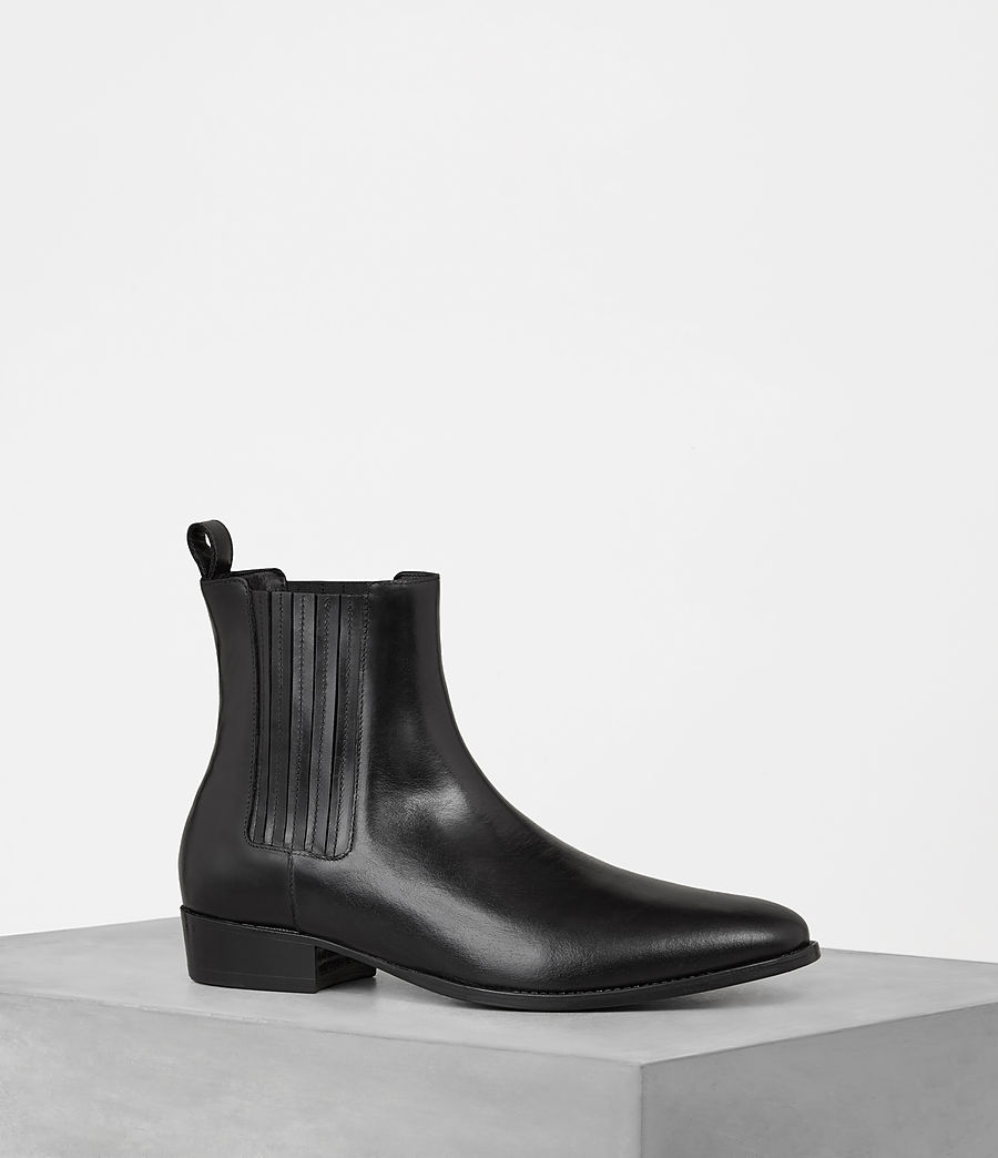 Hommes Bottines Curtis (jet_black) - Image 1