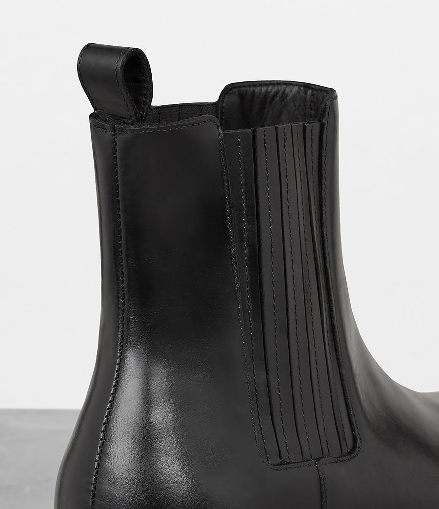 Hommes Bottines Curtis (jet_black) - Image 2