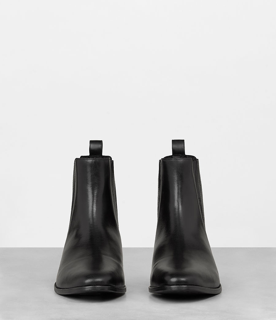 Hommes Bottines Curtis (jet_black) - Image 4