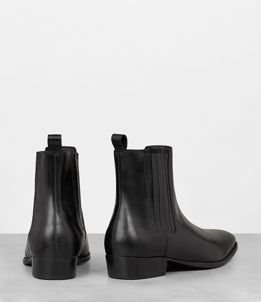 Hommes Bottines Curtis (jet_black) - Image 5