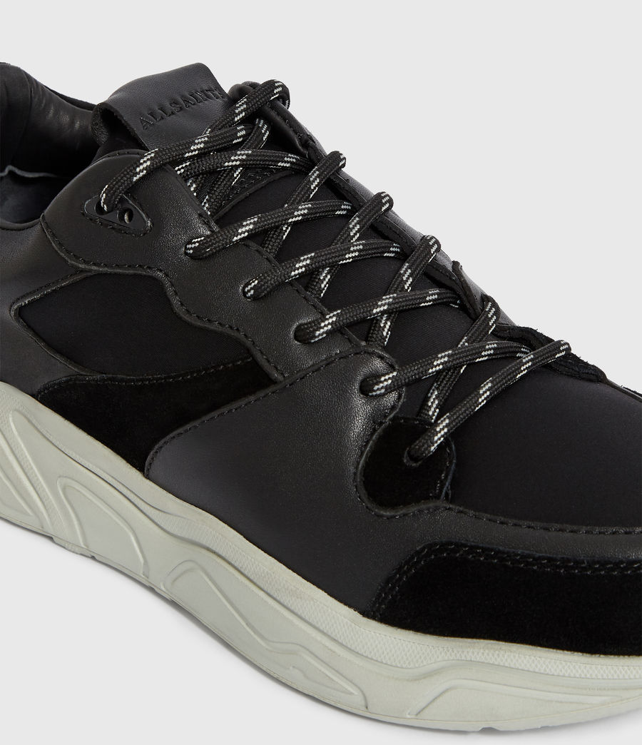 Men's Verge Runner Trainer (black) - Image 2