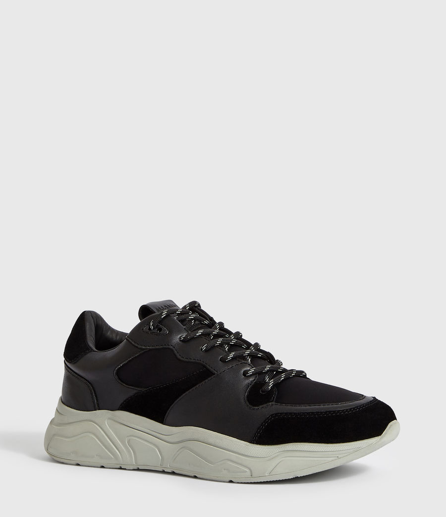 Men's Verge Runner Trainer (black) - Image 3
