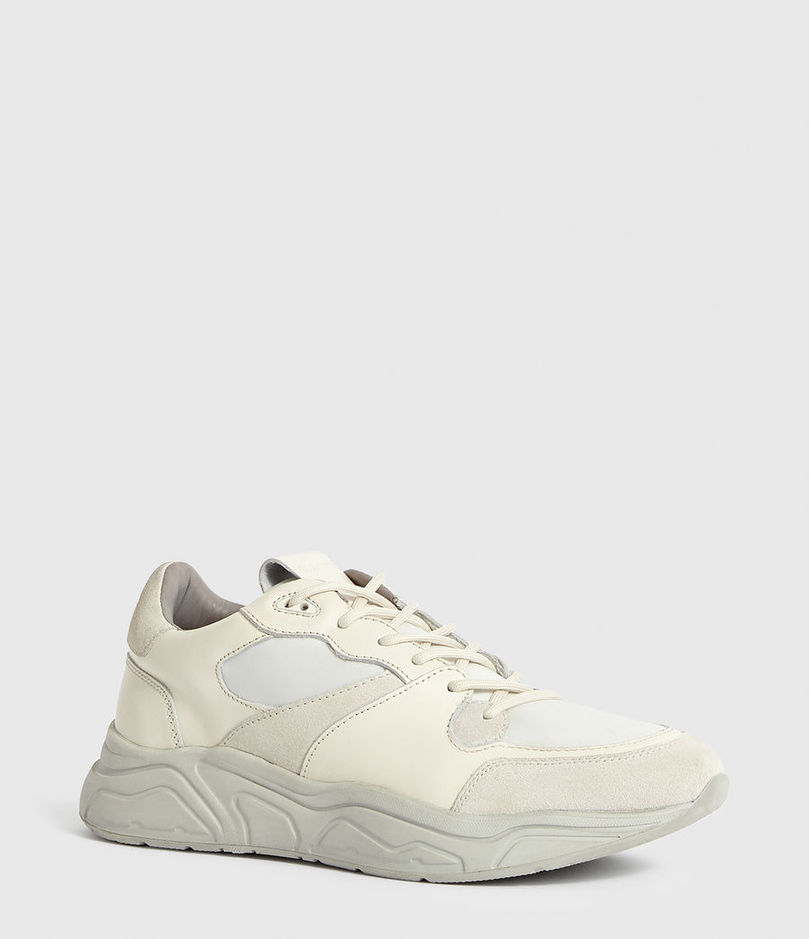 Mens Verge Runner Sneaker (chalk) - Image 3