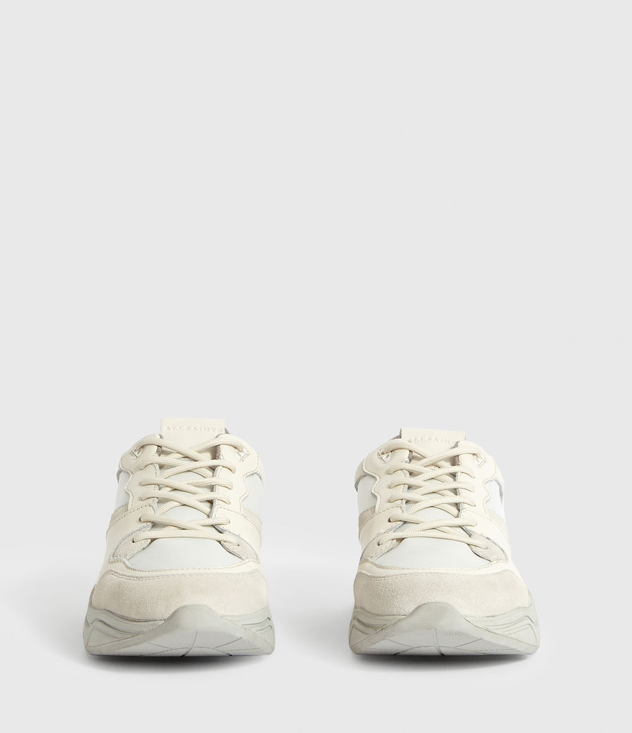 Mens Verge Runner Sneaker (chalk) - Image 4