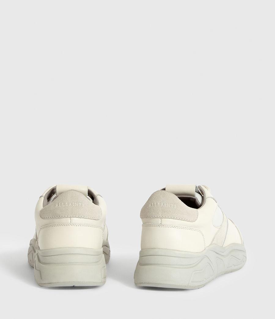 Hombres Zapatillas de Piel Verge Runner (chalk) - Image 6