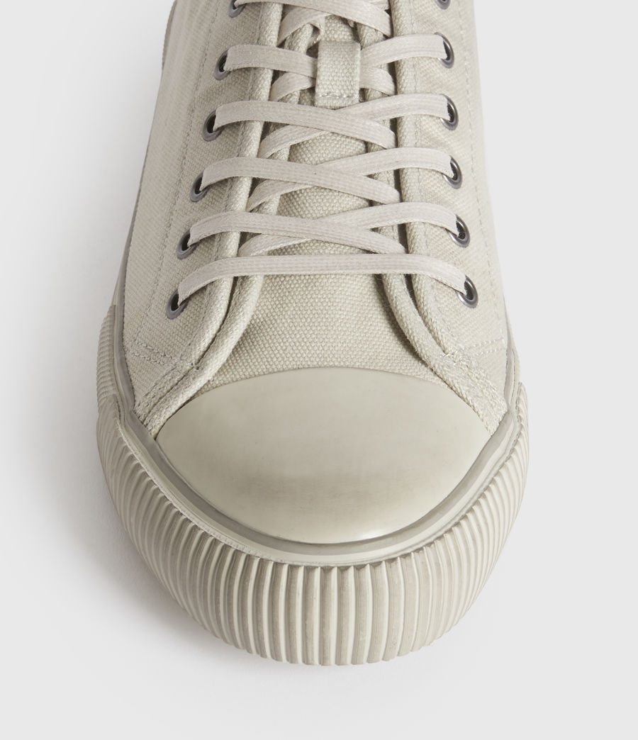Mens Rigg Ramskull Low Top Sneakers (chalk_white) - Image 1