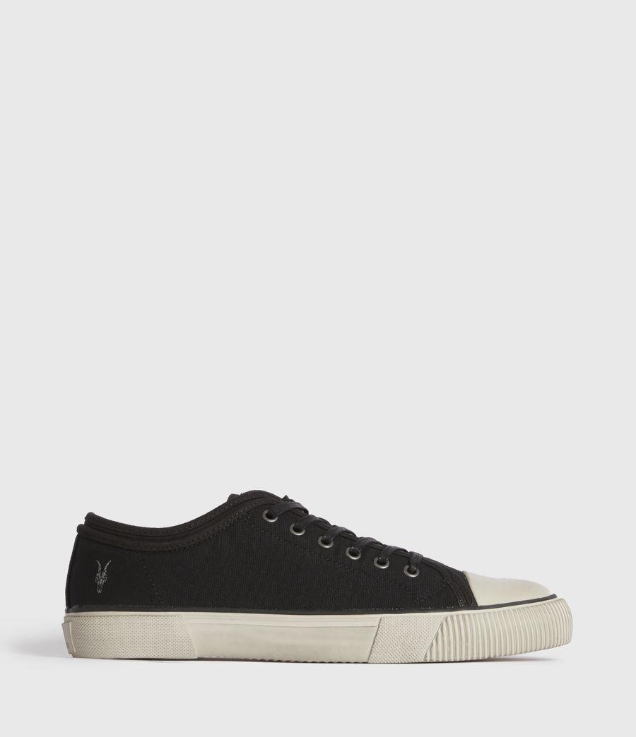 Herren Rigg Ramskull Low Top Sneaker (black) - Image 1