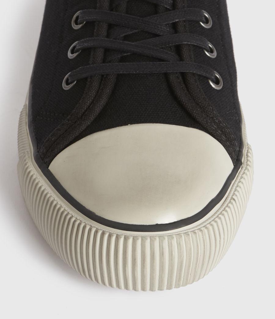 Herren Rigg Ramskull Low Top Sneaker (black) - Image 2