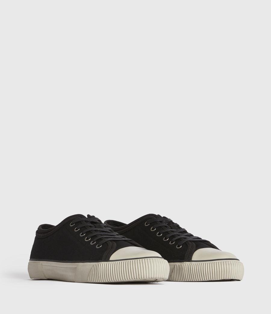 Herren Rigg Ramskull Low Top Sneaker (black) - Image 3