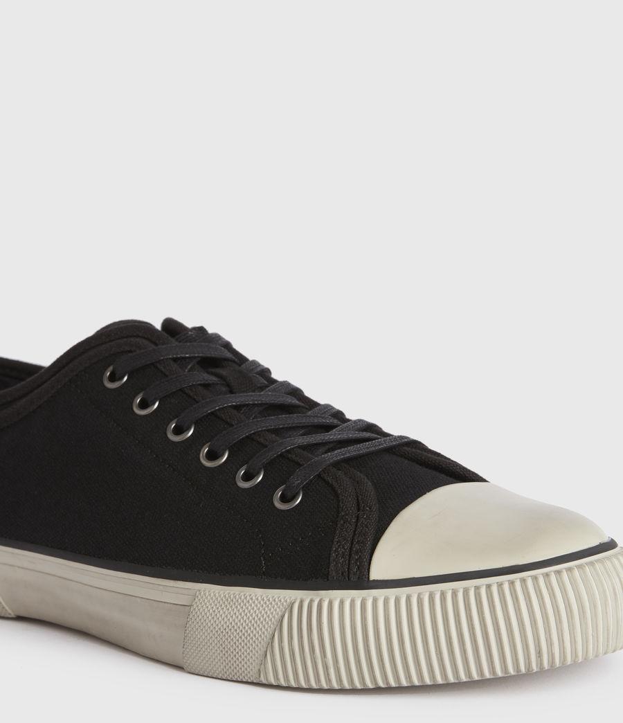 Herren Rigg Ramskull Low Top Sneaker (black) - Image 4