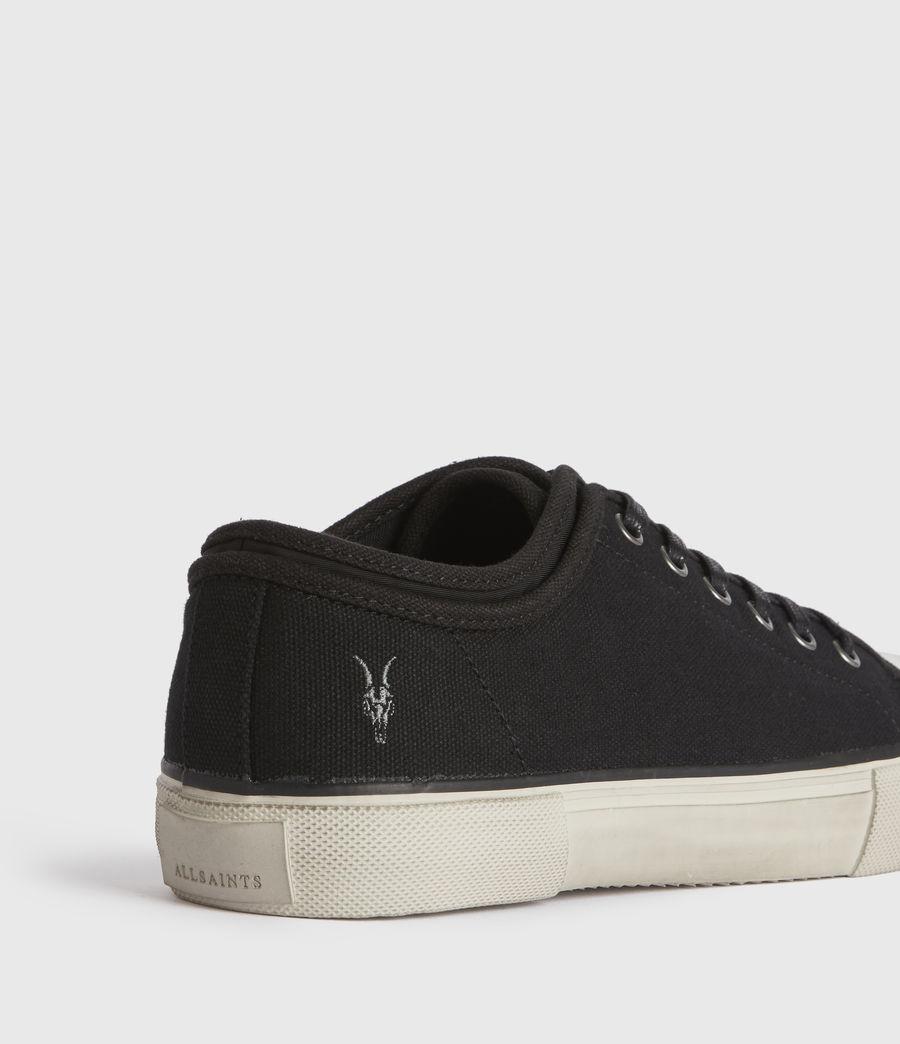 Herren Rigg Ramskull Low Top Sneaker (black) - Image 5