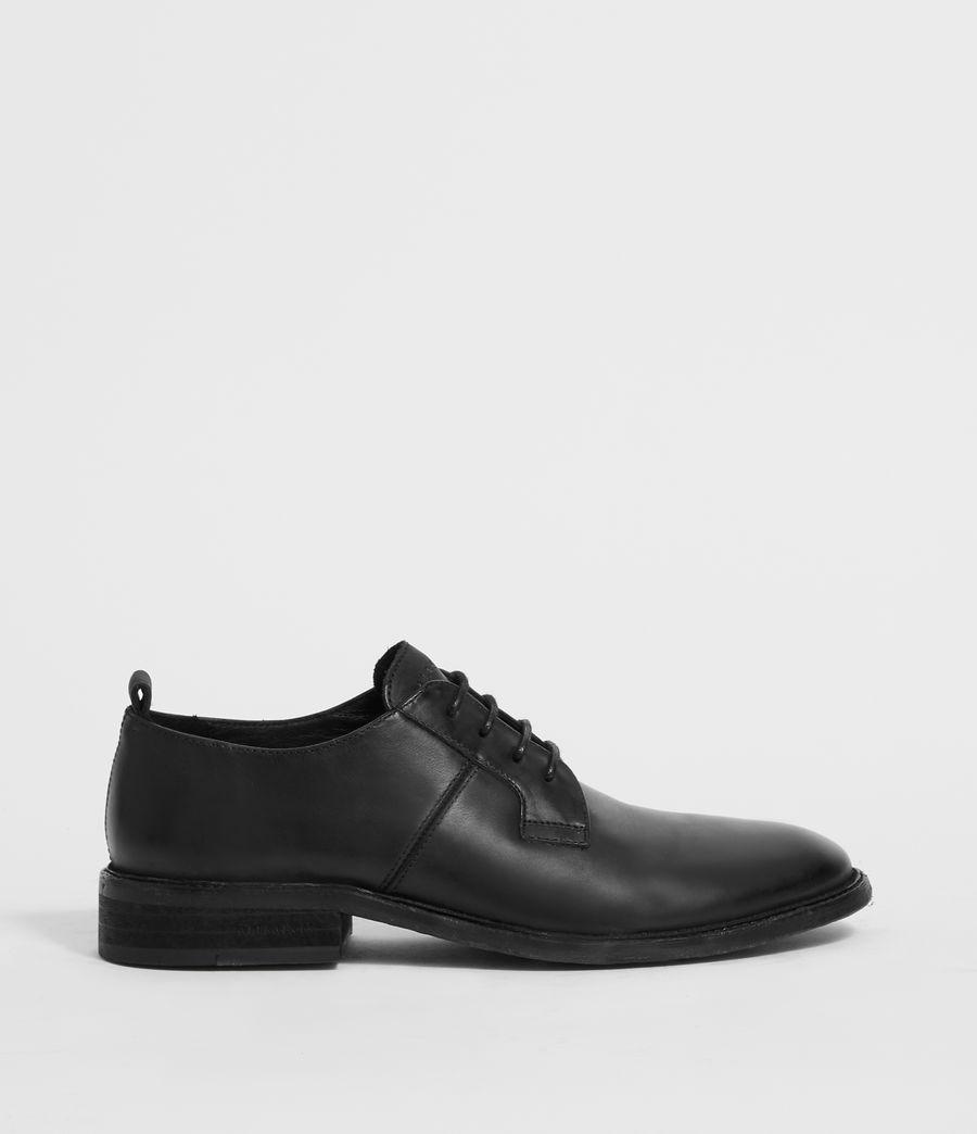 Men's Cedar Shoe (black) - Image 1
