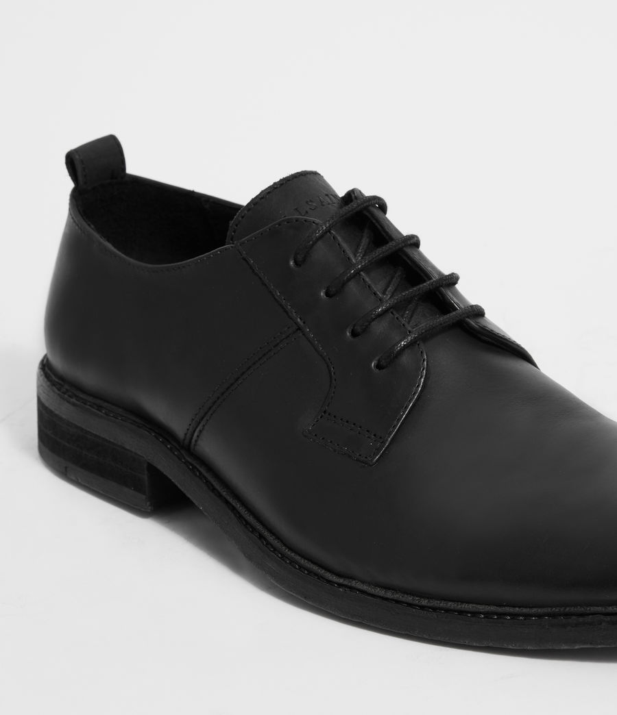 Men's Cedar Shoe (black) - Image 2