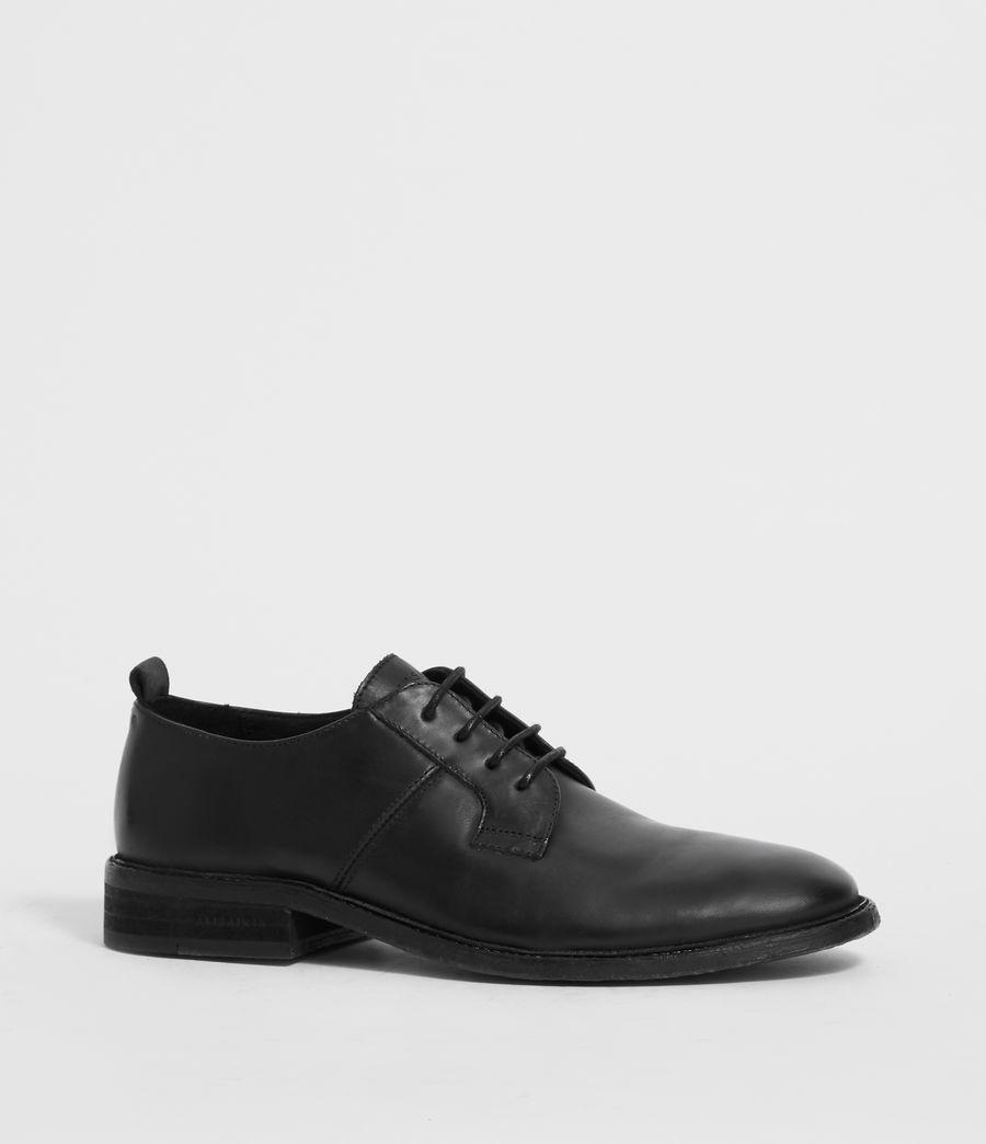 Men's Cedar Shoe (black) - Image 3