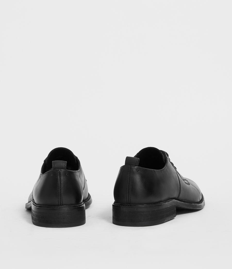 Men's Cedar Shoe (black) - Image 5
