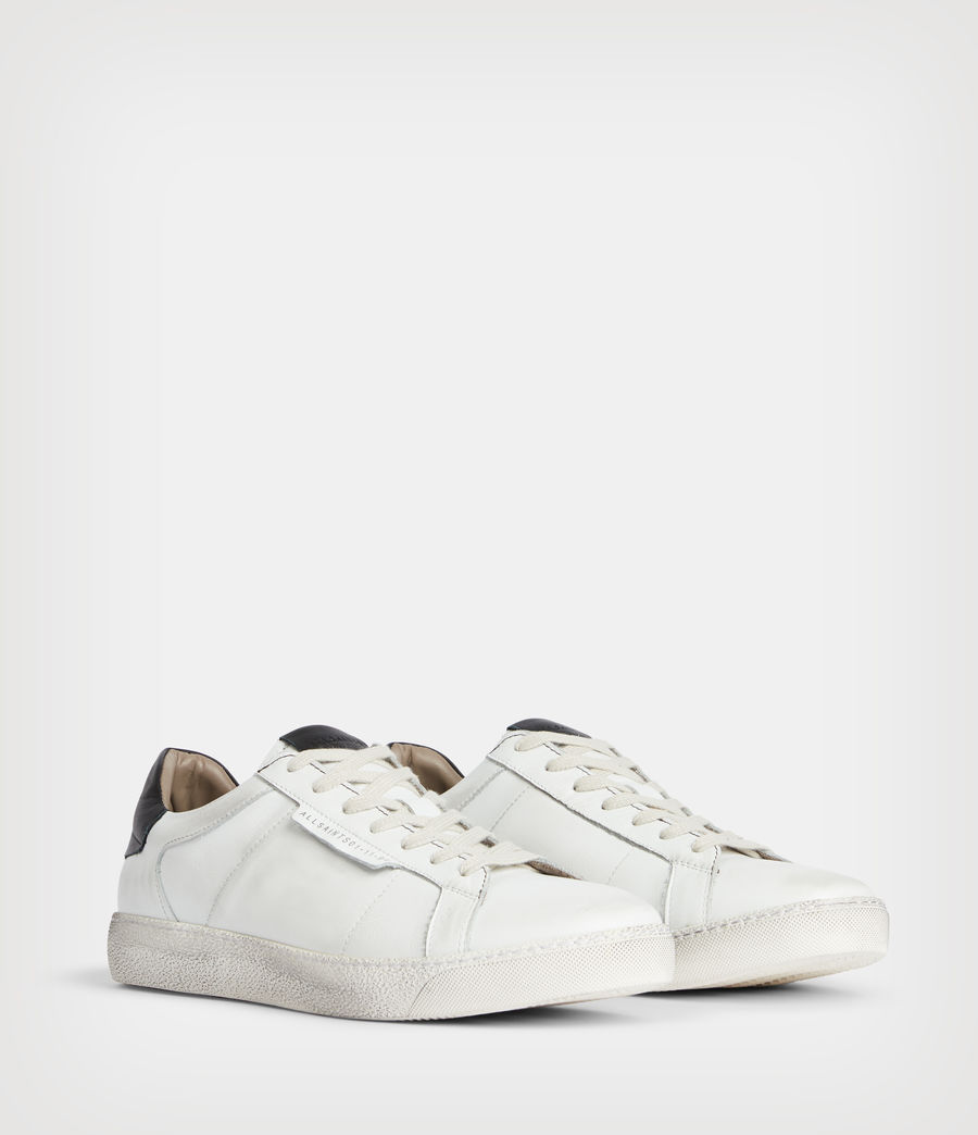 Herren Sheer Low Top Trainers (chalk_white) - Image 3
