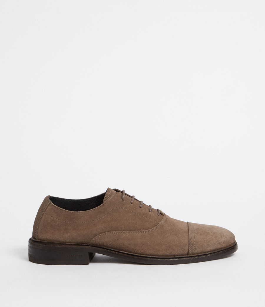 Men's Arlington Shoe (taupe_brown) - Image 1