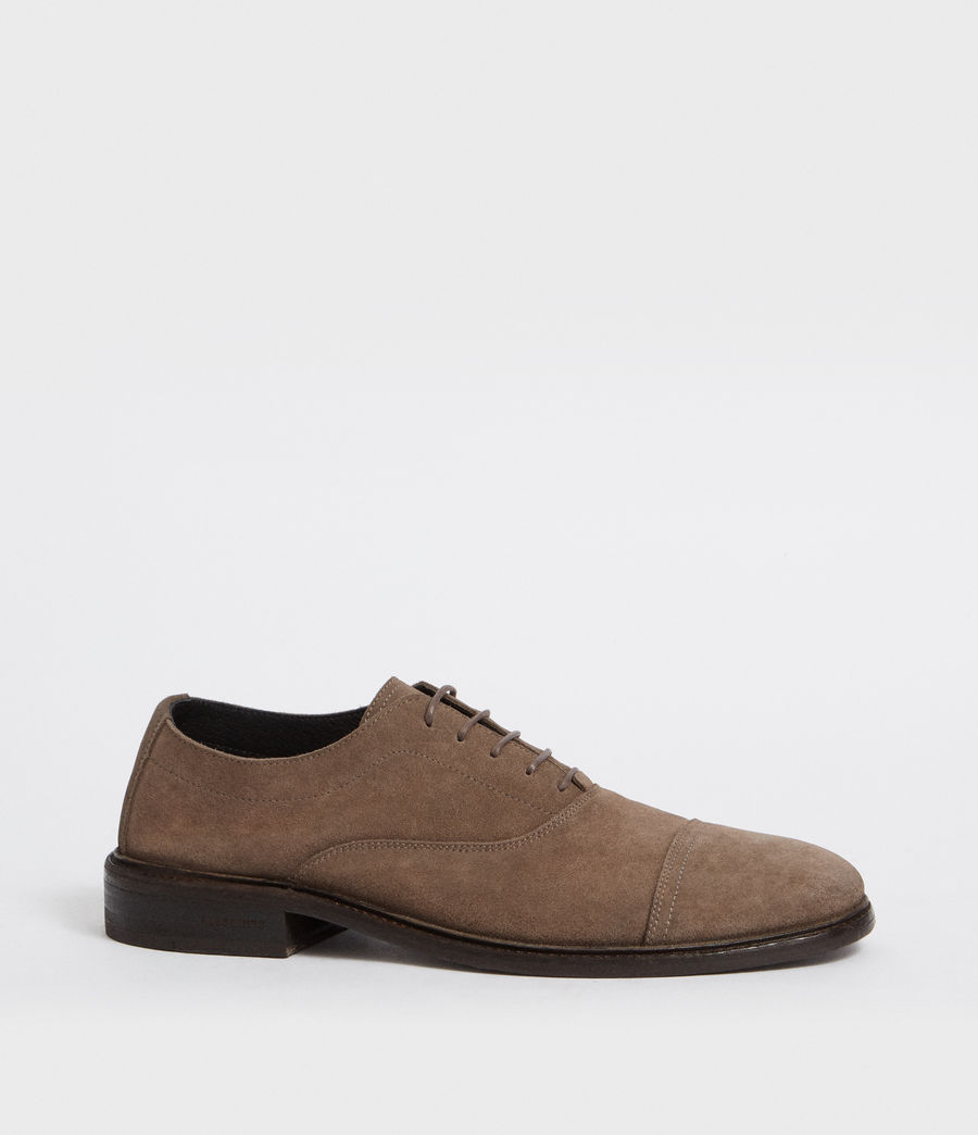 Men's Arlington Shoe (taupe_brown) - Image 2