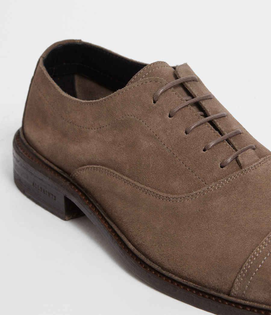 Men's Arlington Shoe (taupe_brown) - Image 3