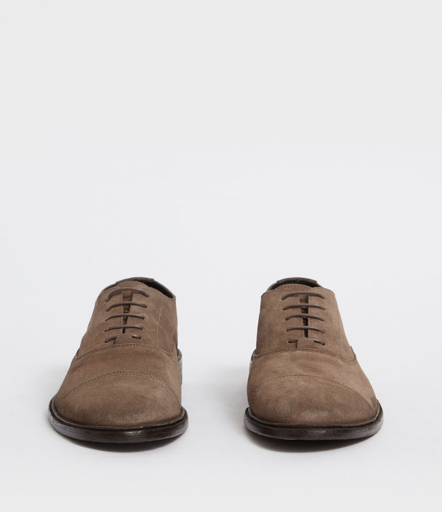 Men's Arlington Shoe (taupe_brown) - Image 4