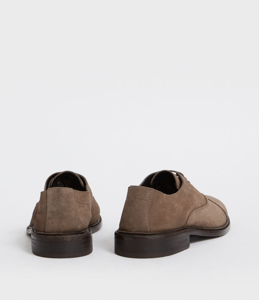 Men's Arlington Shoe (taupe_brown) - Image 5