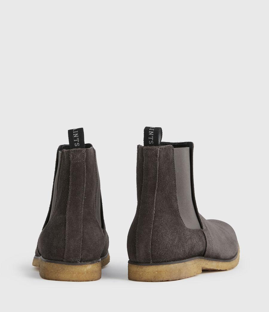 Men's Rhett Suede Boots (charcoal_grey) - Image 5