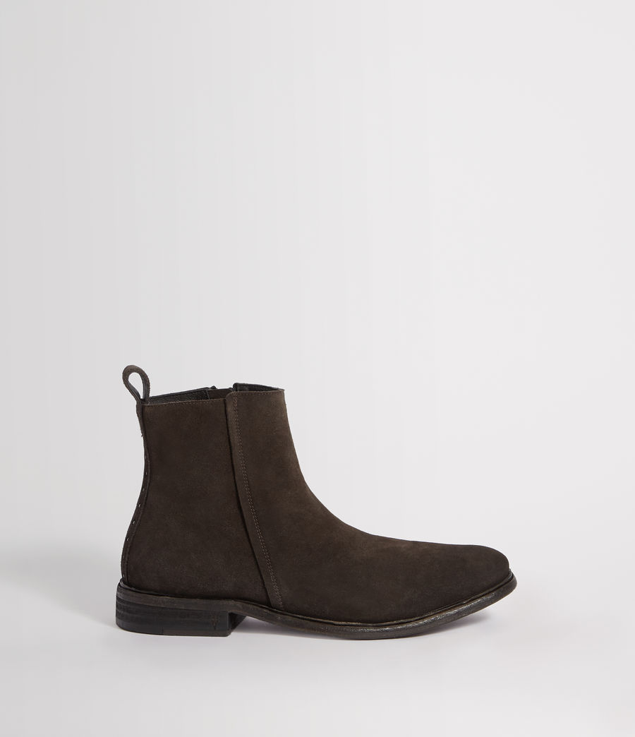 Hommes Bottines Pitch (bitter_brown) - Image 1