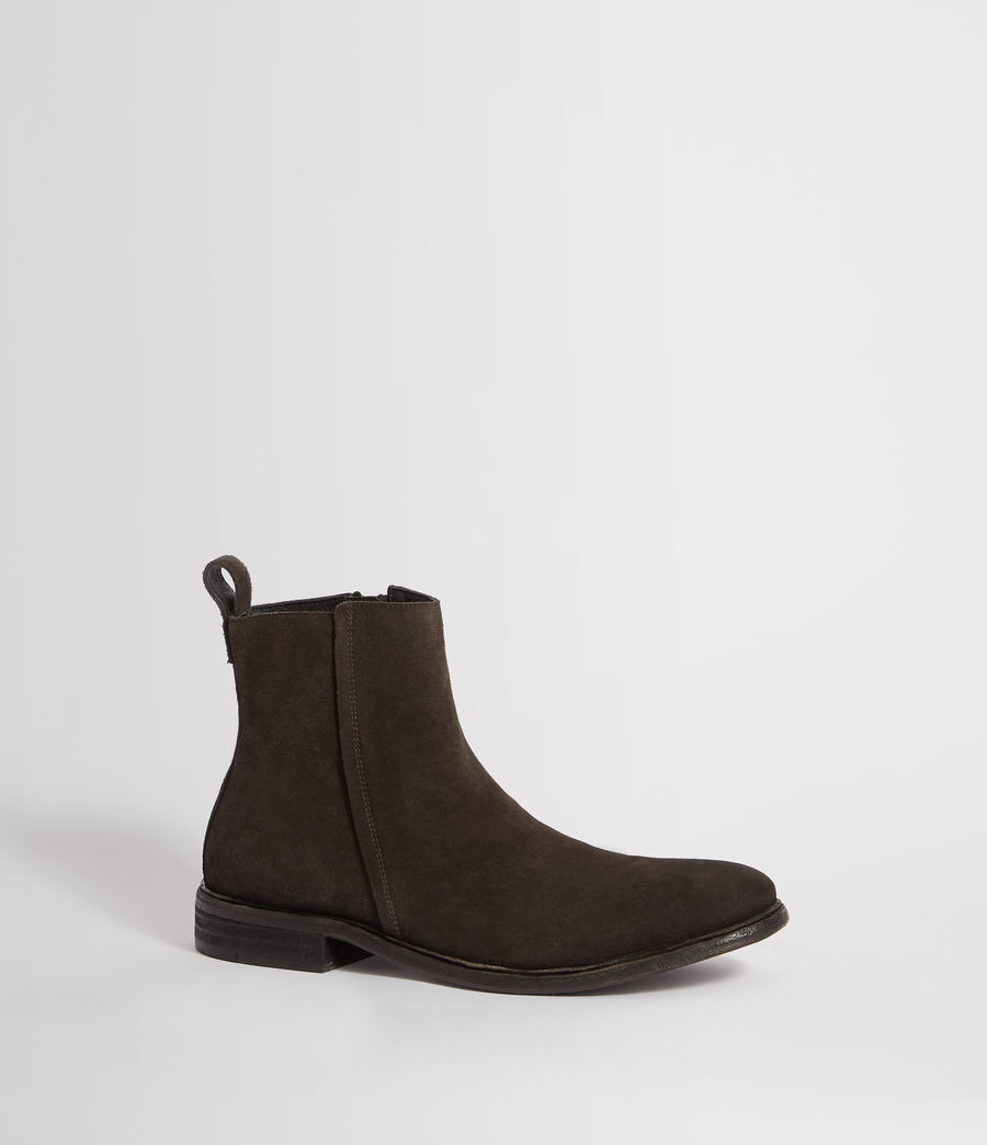 Hommes Bottines Pitch (bitter_brown) - Image 5