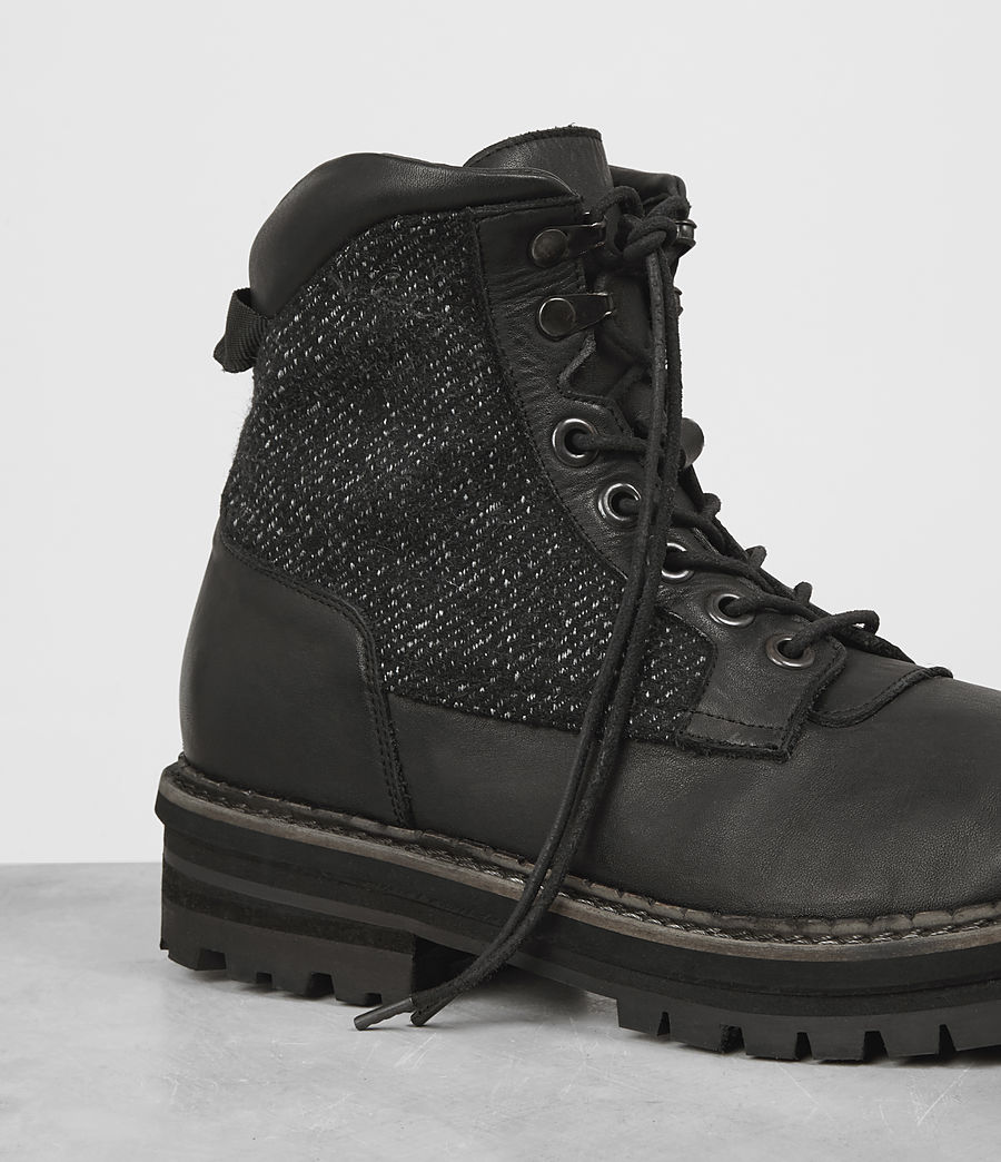 Men's Acre Boot (tweed_black) - Image 2