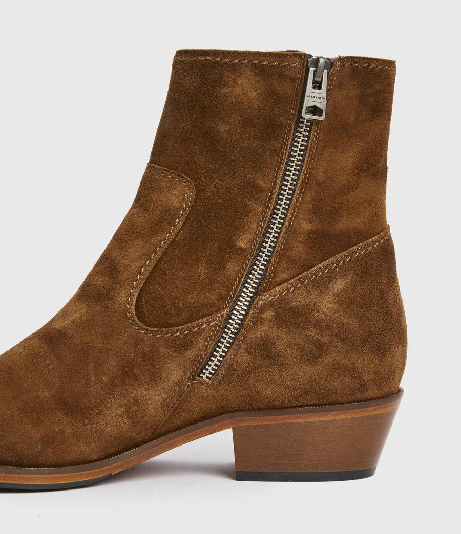 Men's Ridge Suede Boots (tobacco_gold) - Image 2
